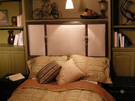 cushioned headboard diy how to build a padded headboard convertible desk how tos