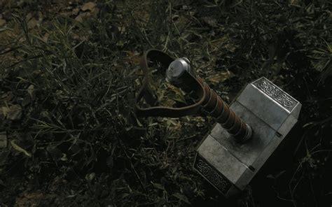 Hammer Of Thor 5 mjolnir the hammer of thor wallpaper 15675