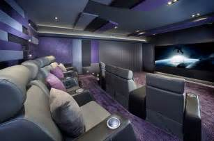 Ordinary Home Theater Rooms Design Ideas #2: Contemporary-home-theater.jpg