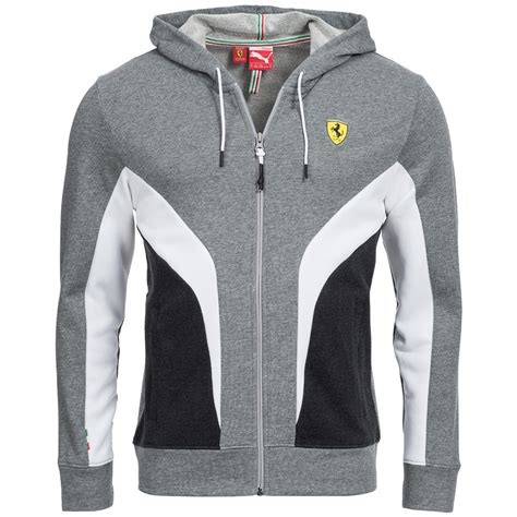 Jaket Hoodie Sweater Racing F1 Formula 1 2015 scuderia hooded sweat jacket formula 1 761560