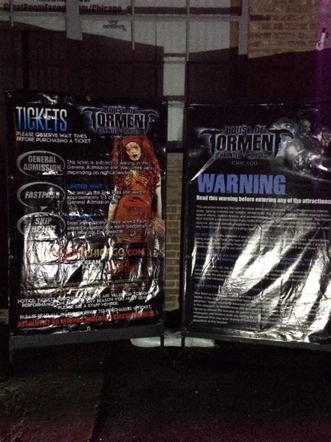 house of torment reviews house of torment chicago watch out for demons zombies mad men and clowns