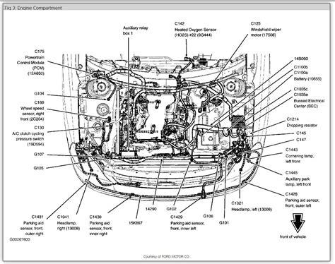 motor repair manual 2006 ford freestar windshield wipe control fuse box diagram electrical problem 2005 ford freestar 6 cyl two