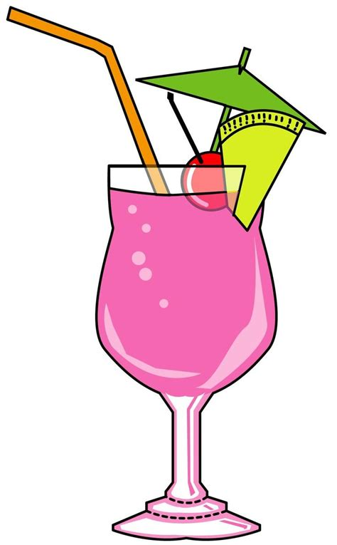 Unique Clipart Free Cocktail Cdr