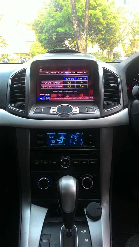 Audio Mobil Avt Imd 6829t pemasangan unit oem for captiva audio mobil