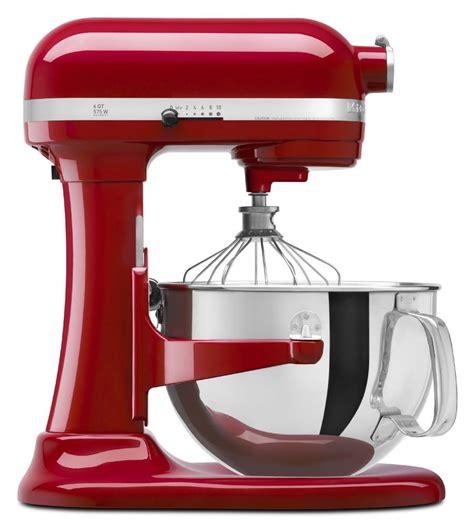 Kitchenaid Professional Hd Attachments Kitchenaid Rrkp26m1xer Pro 600 Hd Stand Mixer 6 Qt Big