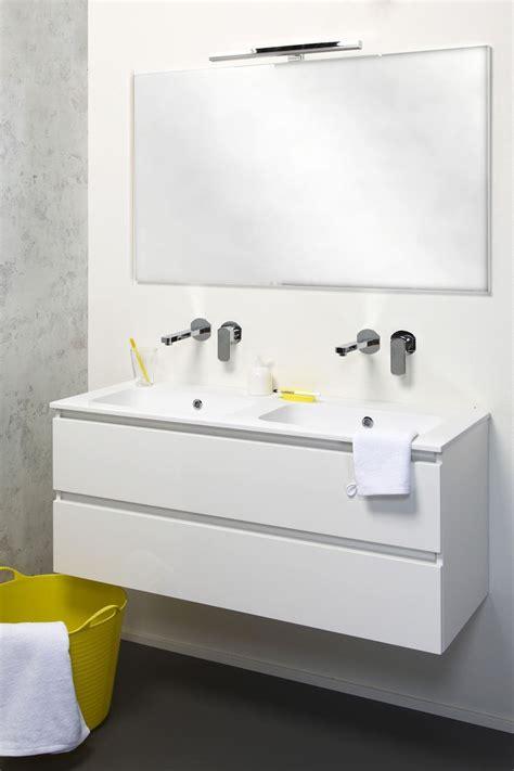inclinata keramiek met lavanto celio badkamermeubel badkamermeubel lavanto allasio in hoogglans wit met solid