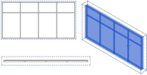 curtain wall window revit revit groups curtain wall systems revit news