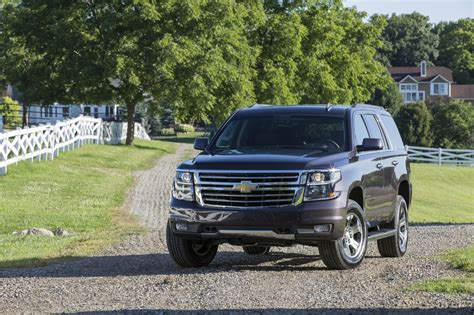 Z71 Suburban 2015 by 2015 Chevrolet Tahoe And Suburban Z71 Revealed In