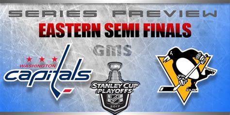 Eastern Reporter Second Series Bluebook by Washington Capitals Vs Pittsburgh Penguins Series Preview Get More Sports