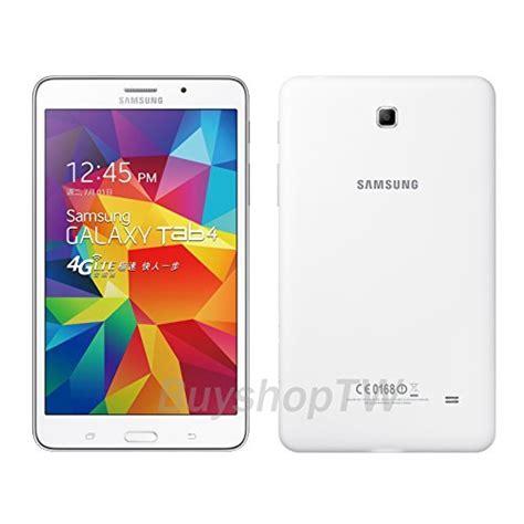 Galaxy Tab 4 T235y new samsung galaxy tab 4 8gb unlocked 4g lte 7 1 4 ghz micro sim t235y white international