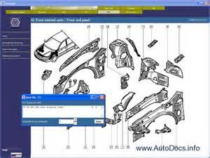 Renault Parts Catalogue Renault Dialogys Eng Parts Catalog Repair Manual Order