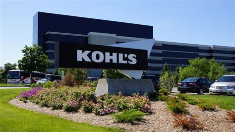 Kohls Corporate Office by Kohl S To Pilot Buy In Store Services This