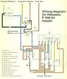 webasto gas heater tech bad pelican parts technical bbs