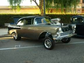 56 chevy gasser re pin brought to you by houseinsurance