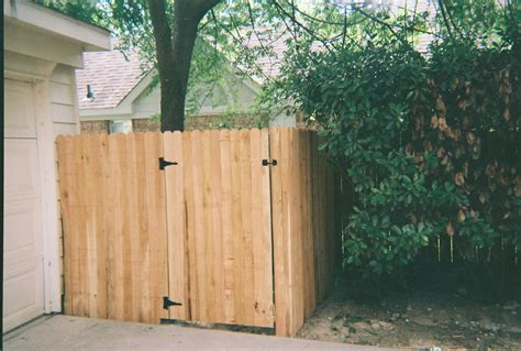 Fence Door by Sheds Fences Decks Fences 187 Fence Installation