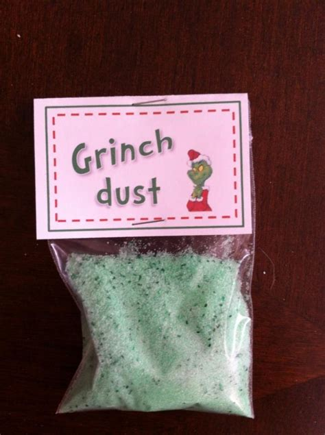 grinch dust verified mom
