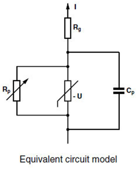 varistor protection circuit functions characteristics of varistor a transient voltage protection component
