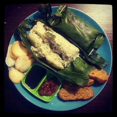Wajan Goreng Kerupuk s simple kitchen nasi bakar ikan teri
