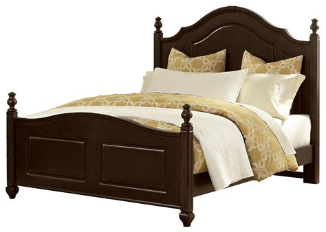 queen poster bed vaughan bassett french market traditional queen poster bed