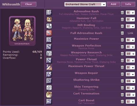 calculator ragnarok skill build guide stat n skill kaskus the largest
