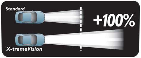 h7 l extra licht philips 12972 xvs2 h7 x treme vision 100 kit 2 bulbs