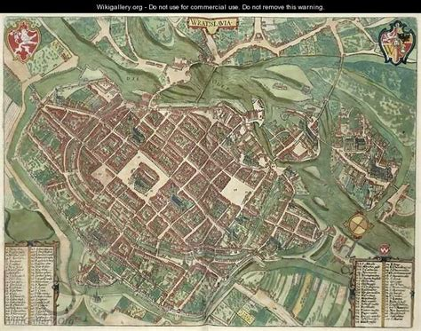 copyright free maps for commercial use map of bratislava from civitates orbis terrarum after