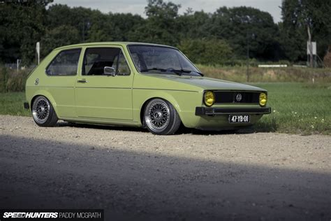 volkswagen golf mk1 the simple life a well grounded golf mk1 speedhunters