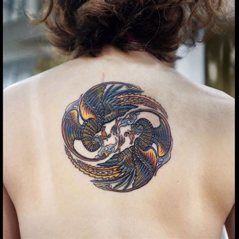 x tattoo phoenix 80 best phoenix tattoo designs meanings mysterious