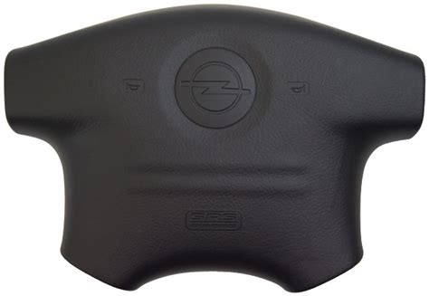passport rubber sts 1999 2001 opel frontera steering wheel airbag cover black