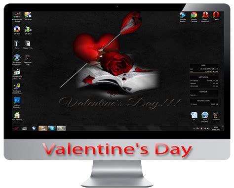 valentine themes for windows 10 valentines day themepack for windows 7