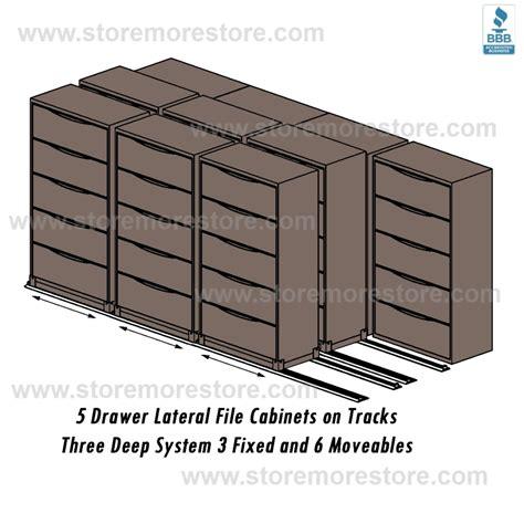 Rolling Lateral File Cabinet 5 Drawer File Cabinet Richfielduniversity Us