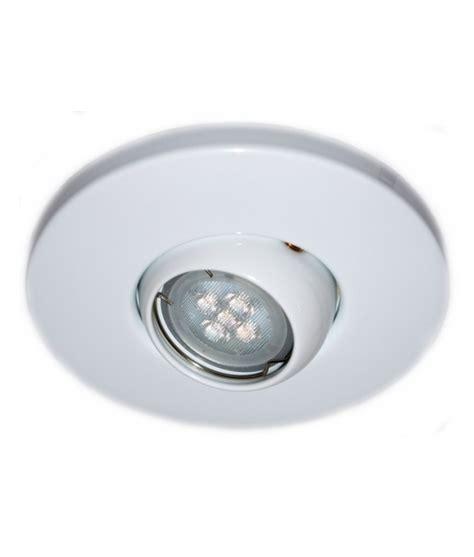 led recessed directional lighting led eyeball downlight converter two finishes
