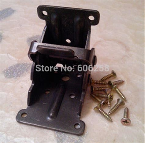 black folding hinge with folding table legs hinges