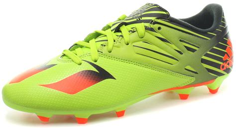 adidas messi 15 3 mens fg ag football boots soccer cleats all sizes colours ebay