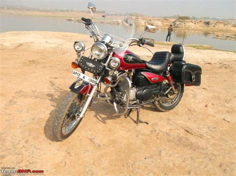 Modified Enticer Bike In India by Modified Indian Bikes Post Your Pics Here And Only Here