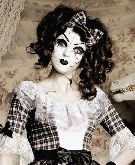 porcelain doll creepy pretty creepy porcelain doll costume from leg avenue