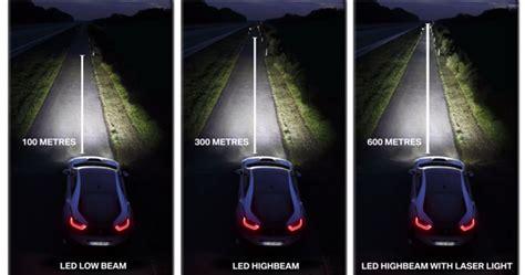 bmw laser headlights bmw introduces laser headlights lightopia s blog the