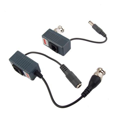 Bnc Utp 2xcctv utp bnc to rj45 5 5x2 1mm power