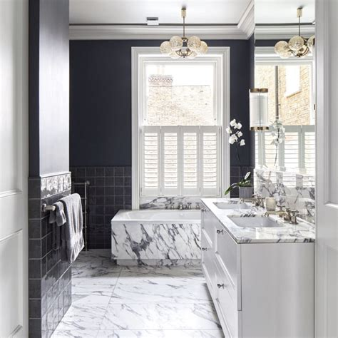 New Ideas For Bathrooms Step Inside This Townhouse In Where Artistic Touches And Attention To Detail