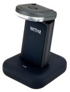 barnes and noble reading light rechargeable book light dock in black by withit barnes