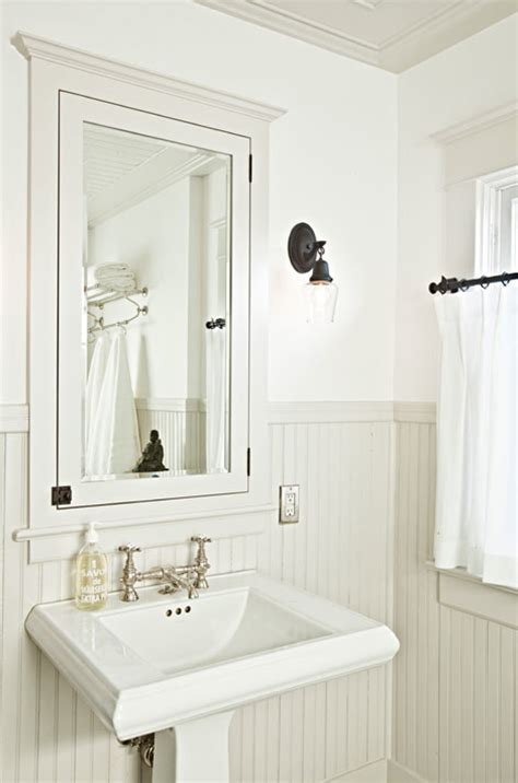 bathroom ideas with beadboard beadboard bathroom cottage bathroom