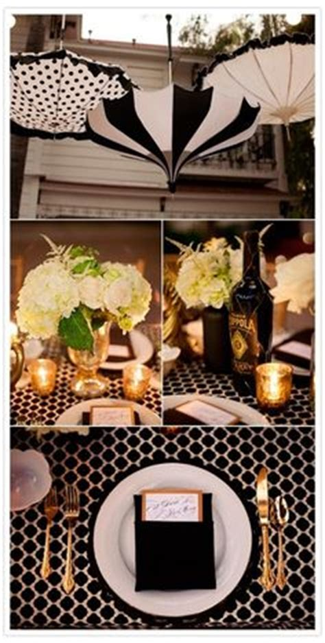 black and white dinner ideas 1000 images about black white gold dinner ideas