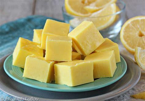 lemon candy recipes