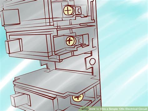 how to wire a simple 120v electrical circuit with pictures