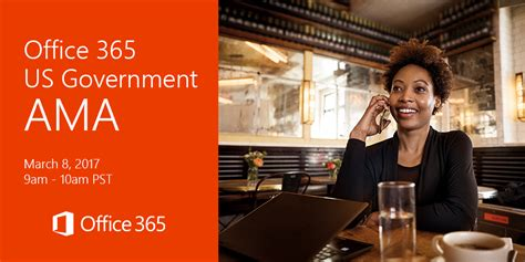 Office 365 Government Announcing An Office 365 Us Government Ama Microsoft
