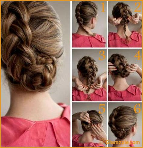 step by step directions for styling short hair hairstyles to try useful tutorials for long hair