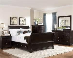 sleigh bedroom sets belvue bedroom set with storage sleigh bed furniture