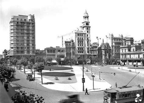fotos antiguas uruguay montevideo uruguay plaza fabini actual plaza del
