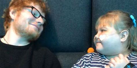 ed sheeran plays intimate gig for just one disabled fan in