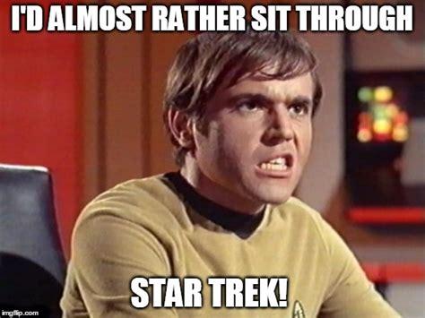Star Trek Xi Kink Meme - one does not simply meme imgflip